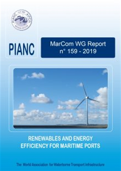 MarCom WG 159: Renewables and Energy Efficiency for Maritime Ports - March 2019
